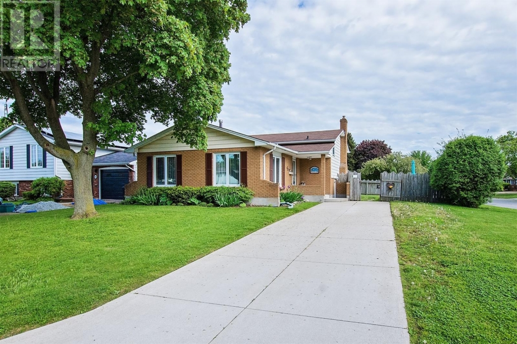 Real Estate Listing   45 TURNER DRIVE Sarnia
